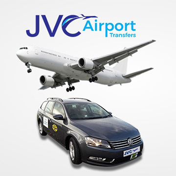 Airport transfers from Lancaster