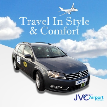 airport taxis and transfers from Lancaster